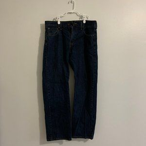 Men's Levi's Jeans 569 Loose Straight 34x34